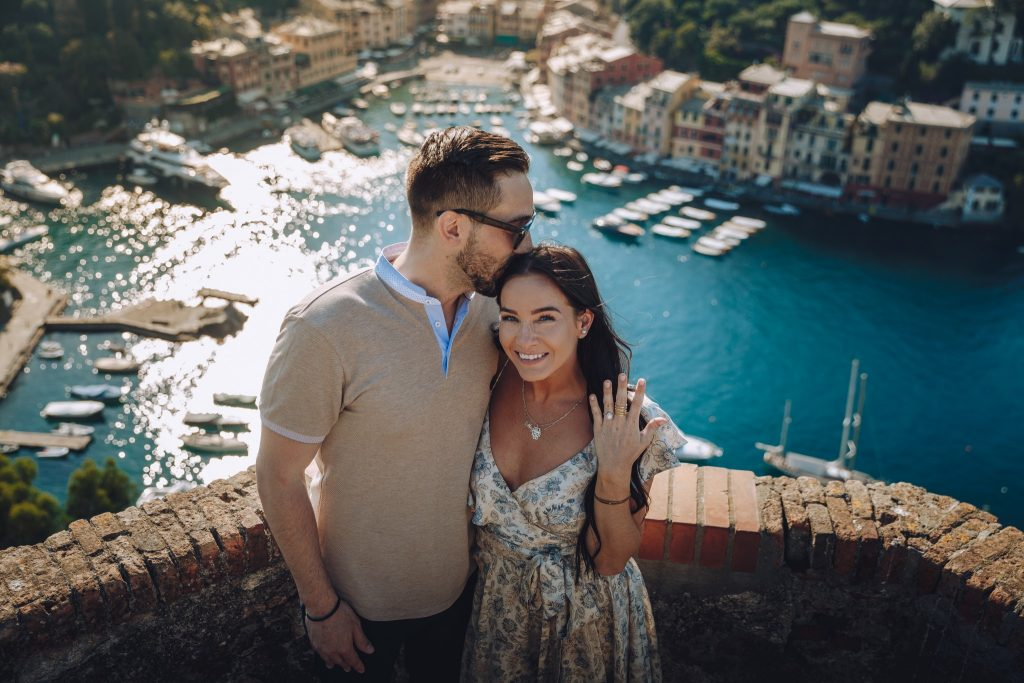 She said yes Portofino