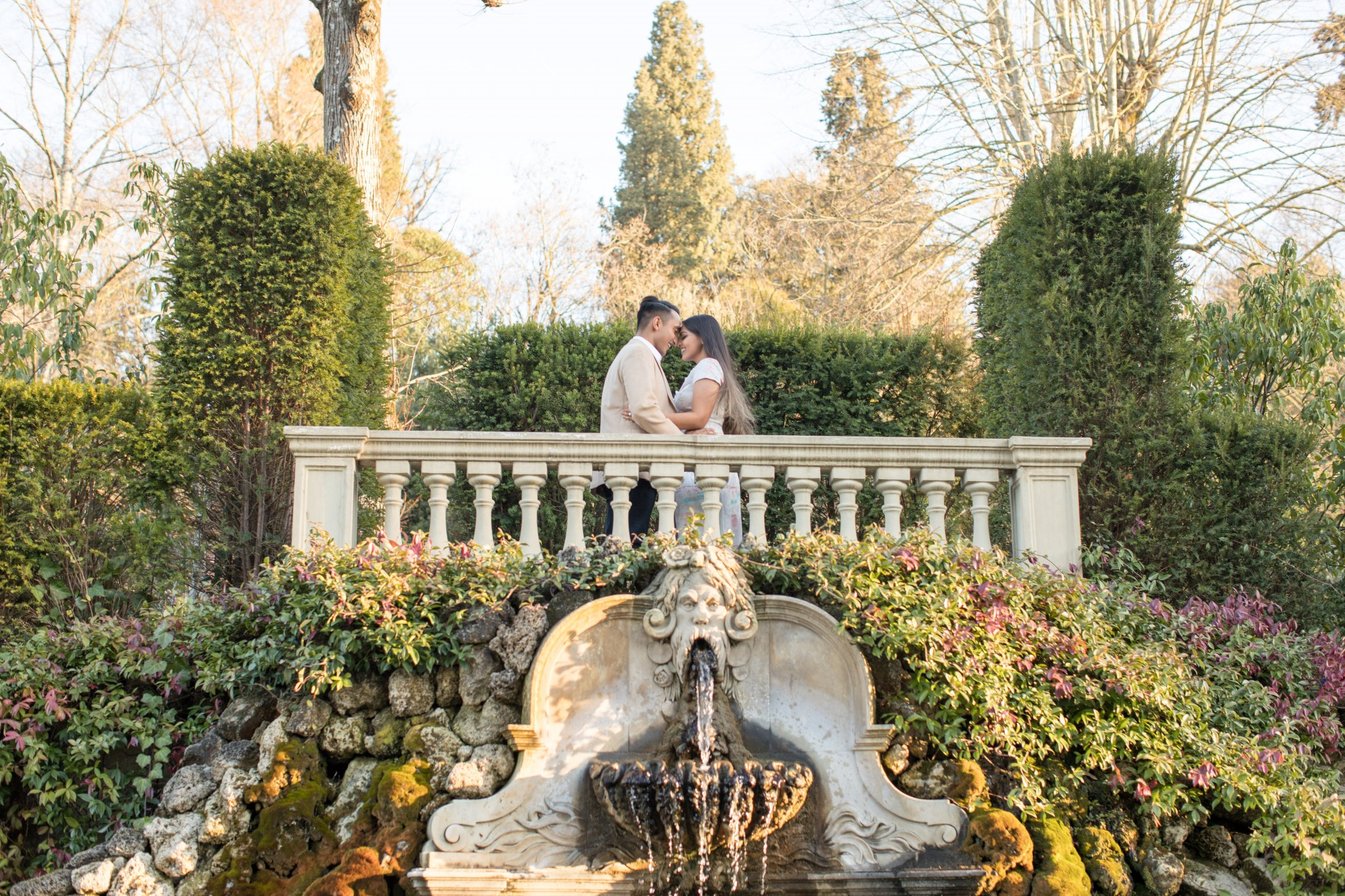 Engagement photo shoot Italy